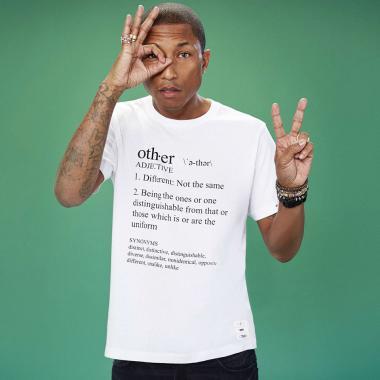 Escuchen las dos nuevas canciones de Pharrell