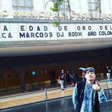 La Edad de Oro del Rap por Rocca, Marko 93 y Dj Kodh