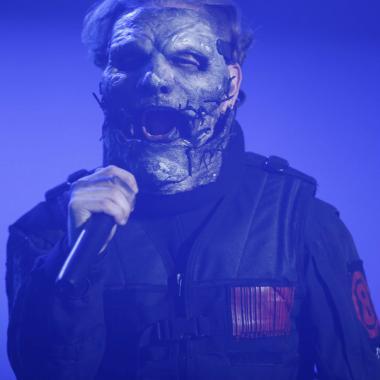 Así regresó Slipknot a Bogotá