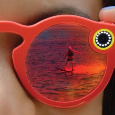 Snapchat y sus nuevas gafas para el sol