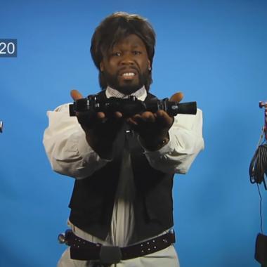 50 Cent pudo ser Han Solo