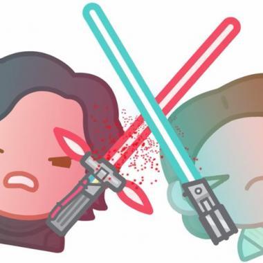 Un resumen de Star Wars VII hecho con emojis