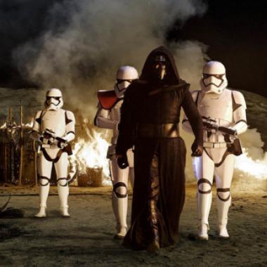 11 personajes de Star Wars en GIFs