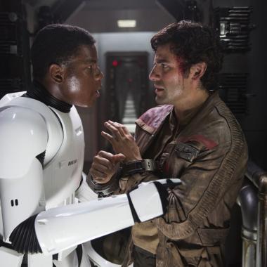 La banda sonora de Star Wars VII  en vinilo muestra hologramas al reproducirse