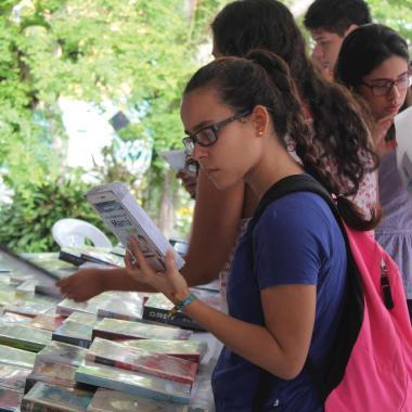 """ULibro 2016: un espacio para """"Leer en Paz"""""""