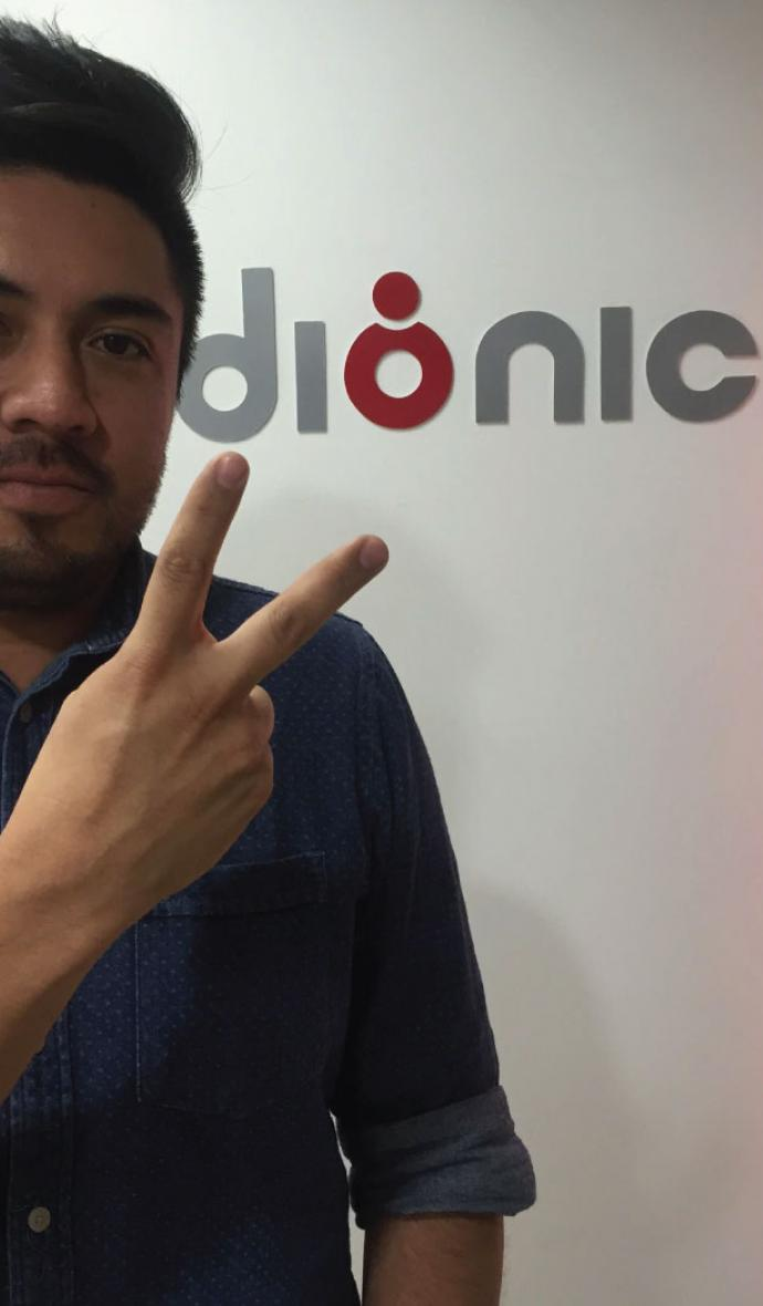 Javier Rodríguez, músico y productor colombiano.