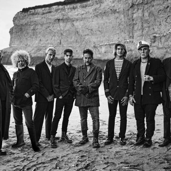 Foto tomada de Facebook: Los Fabulosos Cadillacs
