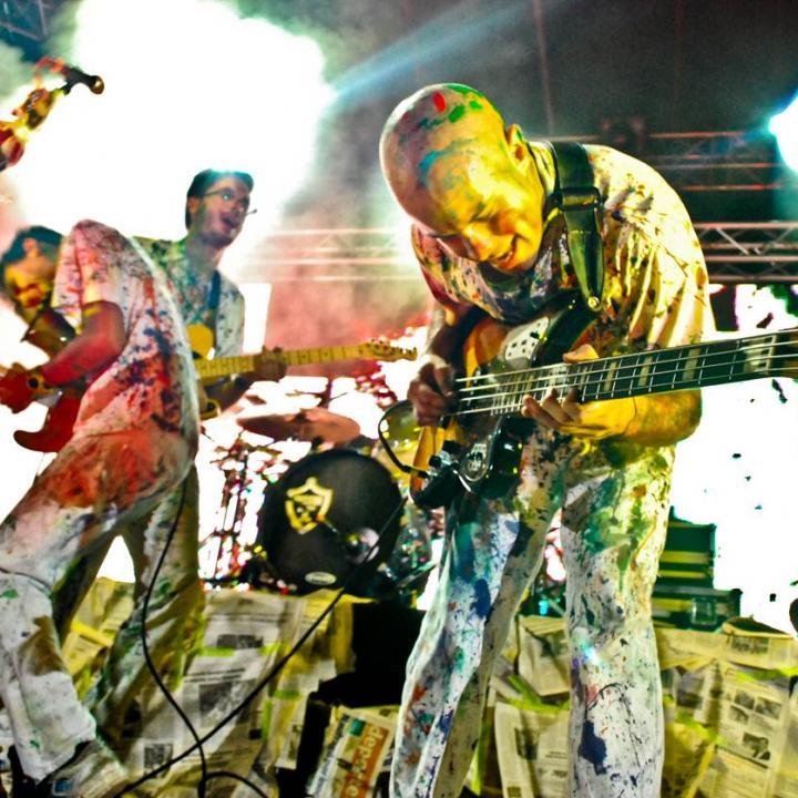 El cuarteto ganó el Grammy Latino 2013 a mejor álbum rock por su disco 'Será'