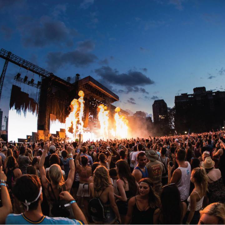 Foto por: Shea Flynn - Tomada de: Facebook Lollapalooza.