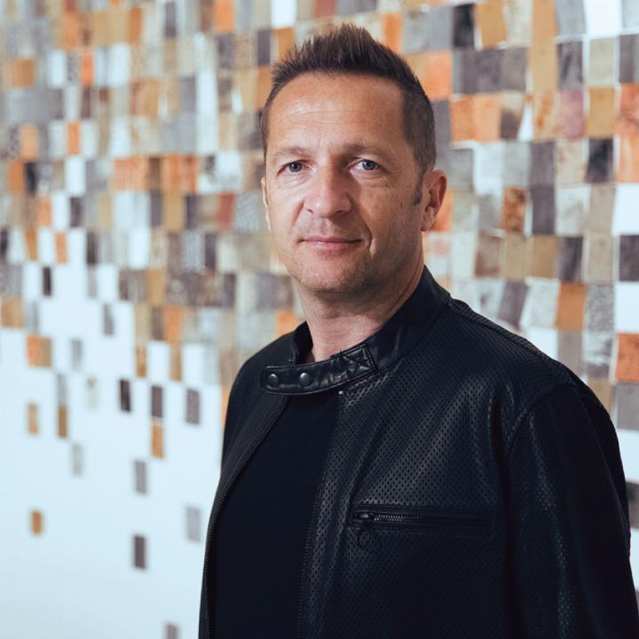 Mauro Picotto de 49 años.