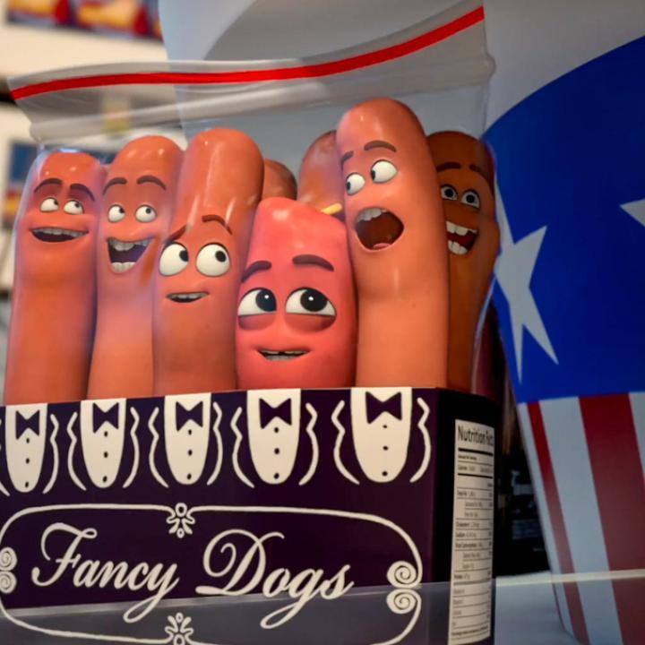 Sausage Party, imagen tomada de YouTube