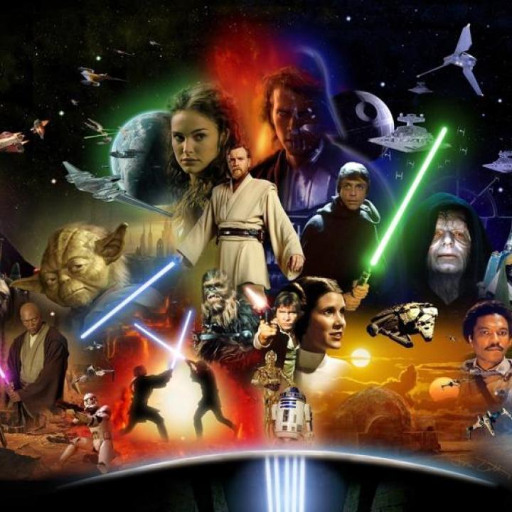 ¿Cuál es su personaje favorito de la ópera espacial de George Lucas?