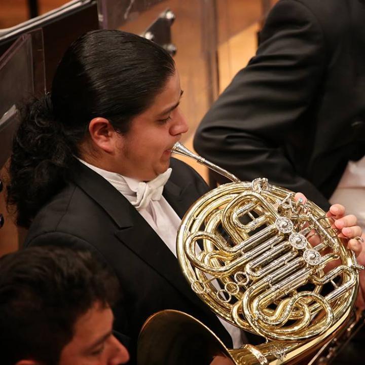 Foto tomada del Facebook de M.C. mi Festival Brass & Percusion