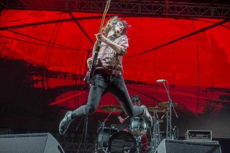 CAPSULA en Altavoz Fest. Imagen tomada del Facebook de Altavoz sitio oficial