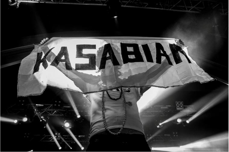 Foto tomada de Facebook: Kasabian