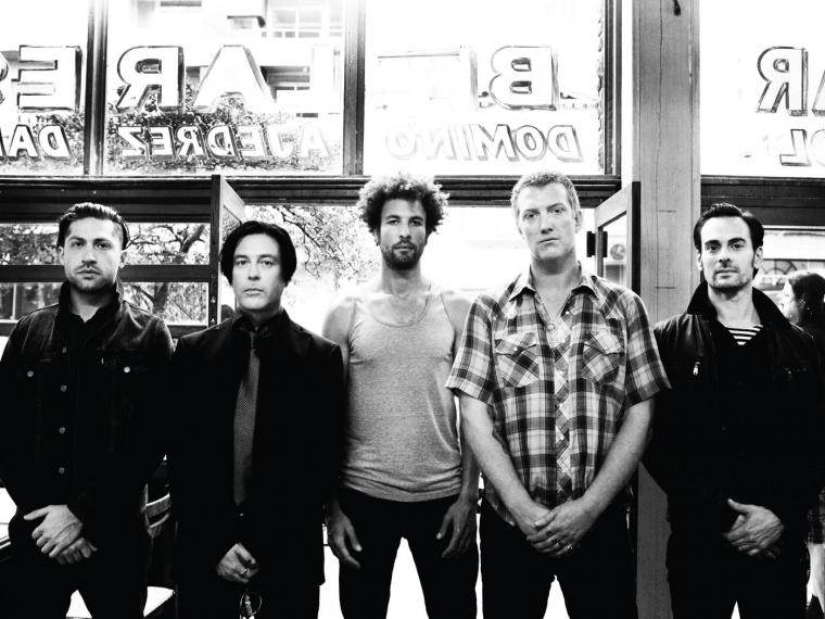 Queens of the Stone Age 2016. Foto tomada de Stereogum.