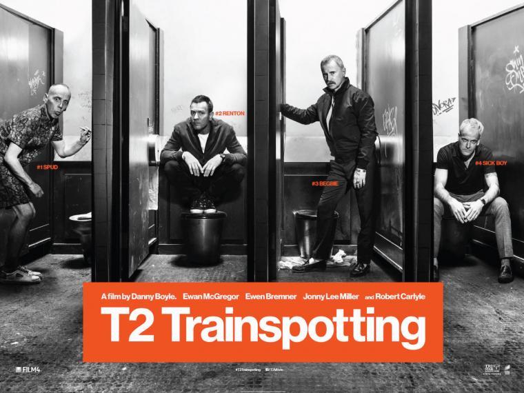 """La cinta es la secuela de """"Trainspotting"""" estrenada en julio de 1996."""