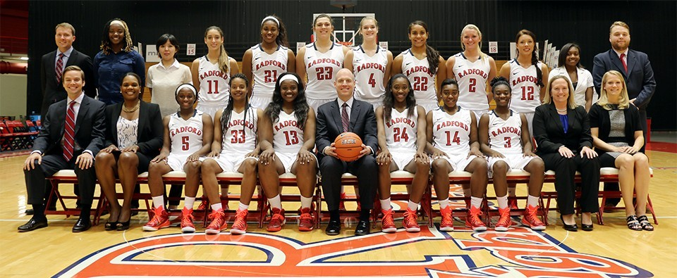 Womens Basketball Roster