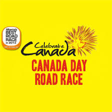 Canada Day Road Race