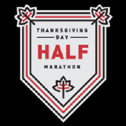 Half Marathon and Thanksgiving Day 5K