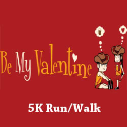 Be My Valentine 5K