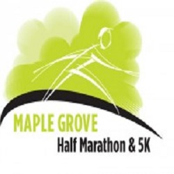 Maple Grove Half Marathon and 5K