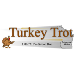 Turkey Trot Prediction Run