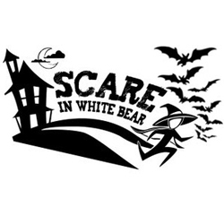 Scare In White Bear