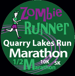 ZombieRunner Quarry Lakes