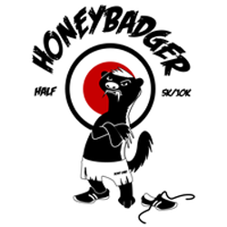 The Honey Badger Half & 5K/10K