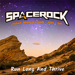 Spacerock Trail Race