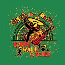 Cinco de Mayo Run, Walk & Roll 5K/10K