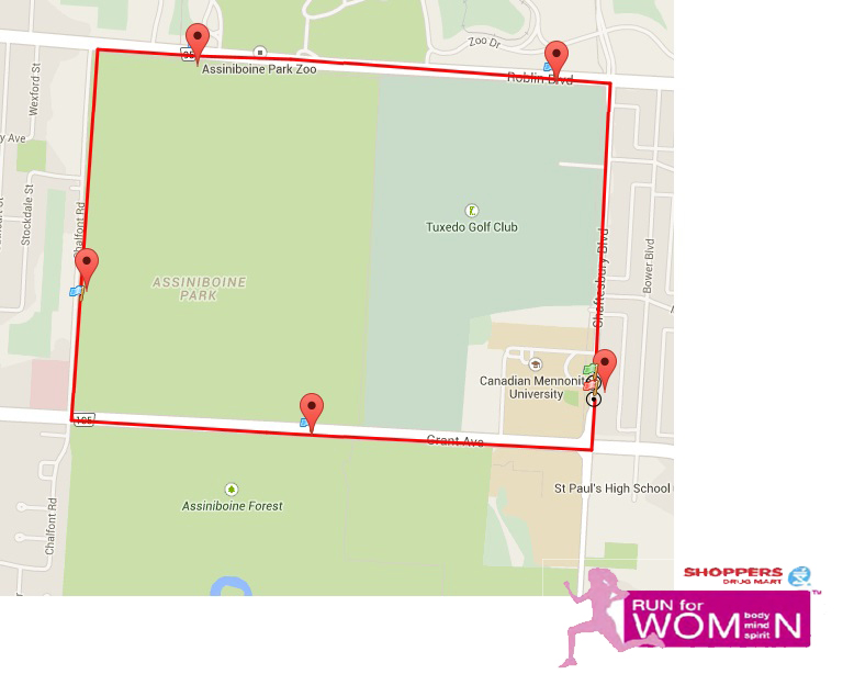 Run for women 5k