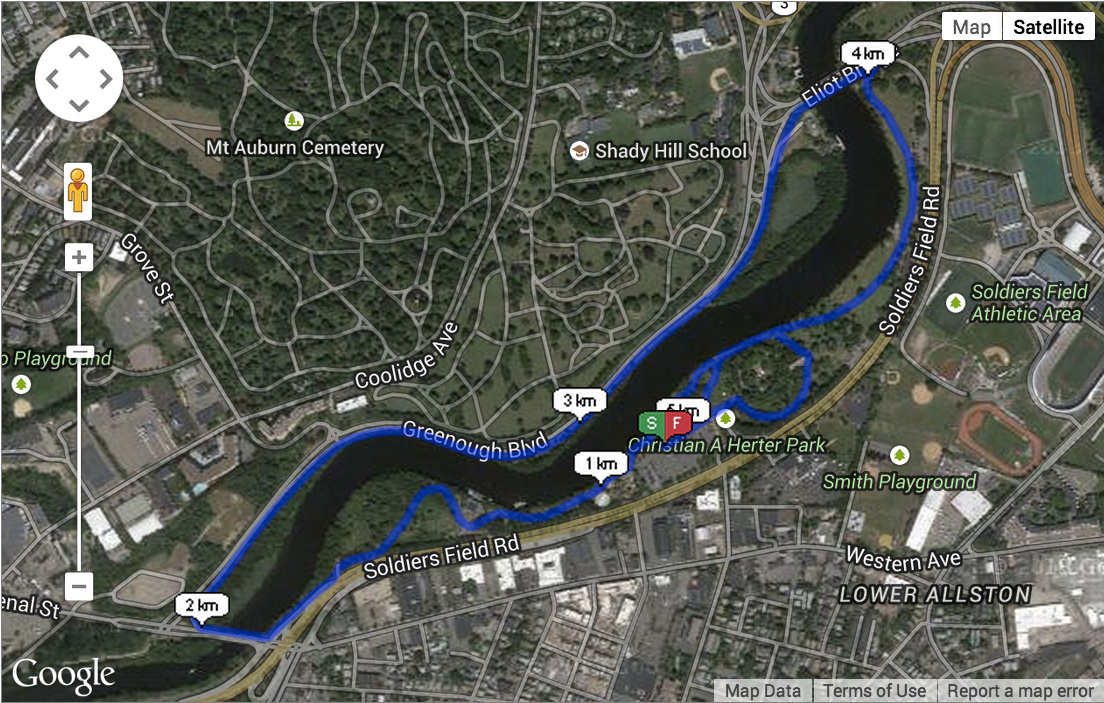Boston river run 5k course map?1420153661