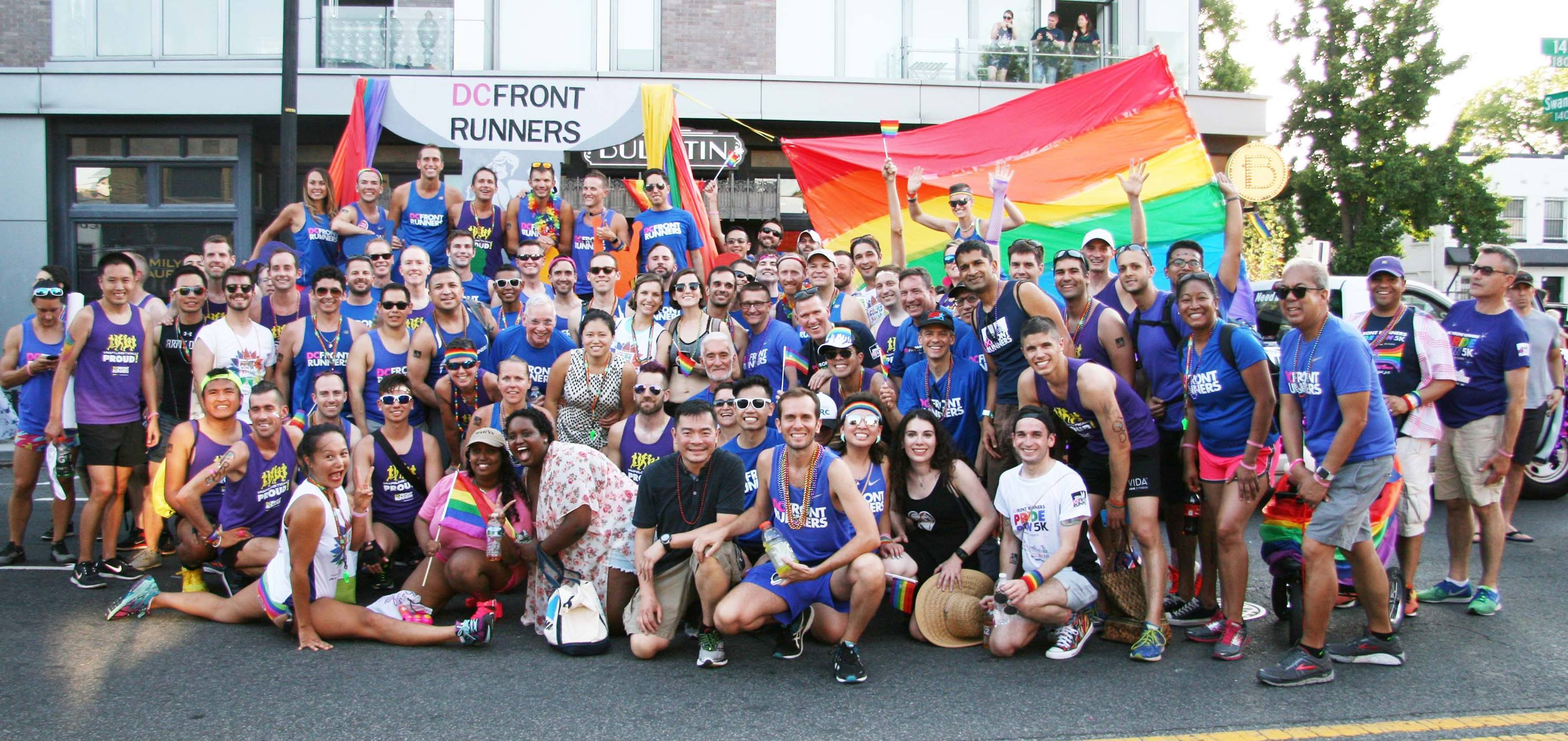 Dc front runners gay marriage