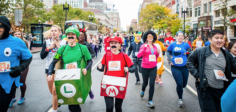 Boston Costume Dash