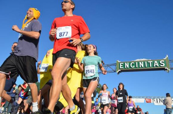Encinitas Turkey Trot