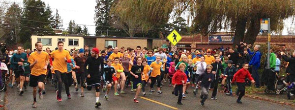 Seattle Turkey Trot