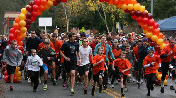 Issaquah Turkey Trot
