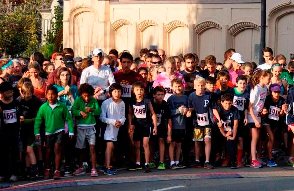 Piedmont Turkey Trot
