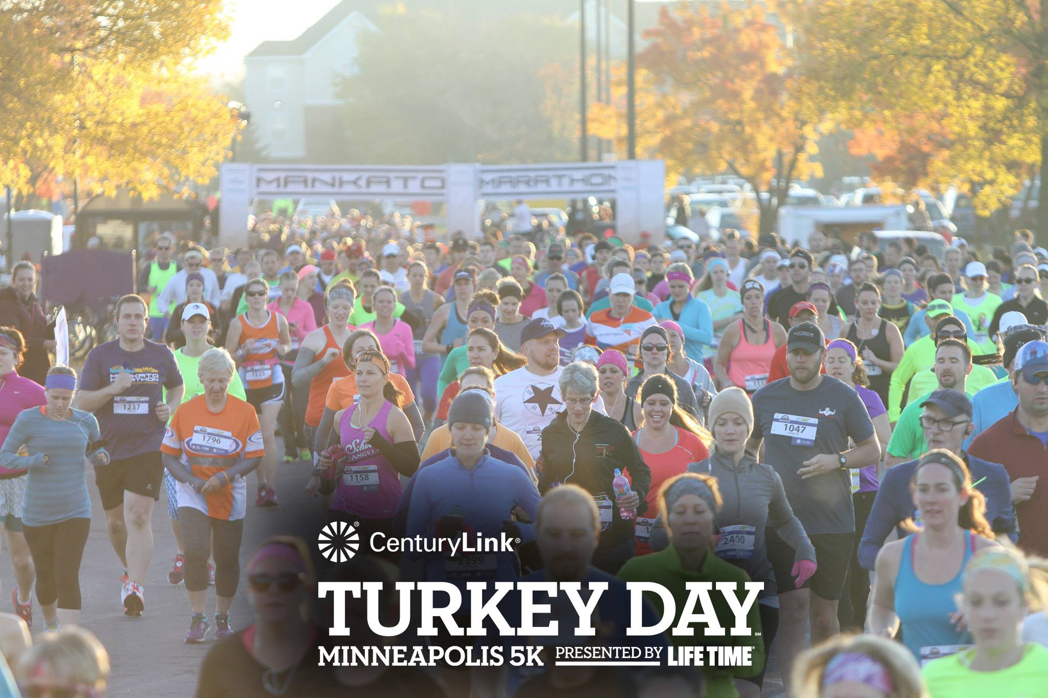 Turkey Day Minneapolis 5k