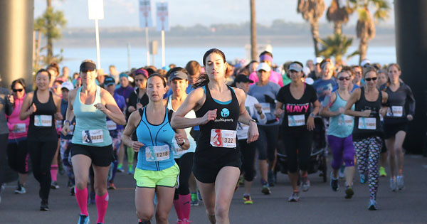 Mermaid Half Marathon