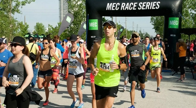 MEC Burlington race two Toronto