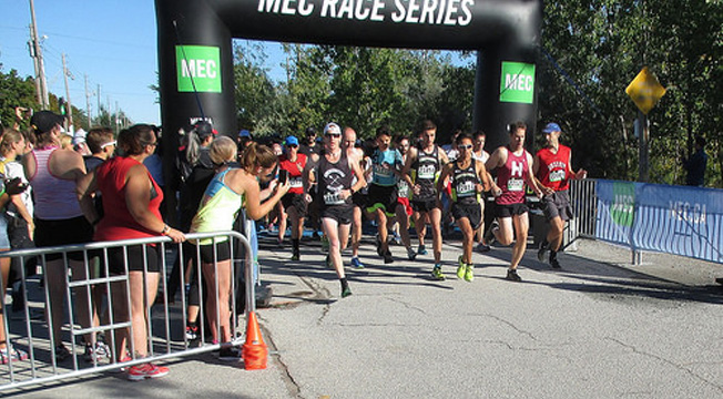 MEC Toronto Road Race THREE
