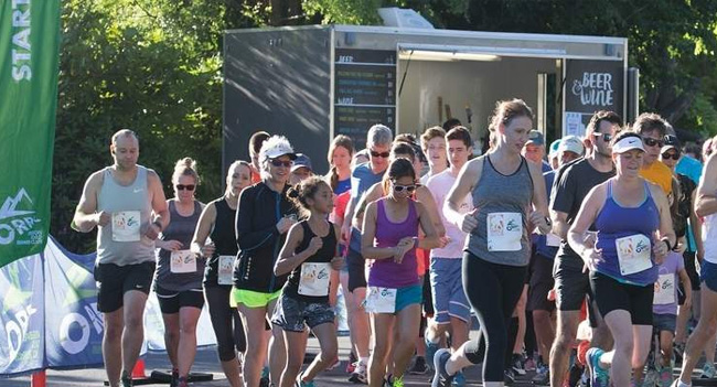 Summer Solstice 5K at the Oregon Zoo