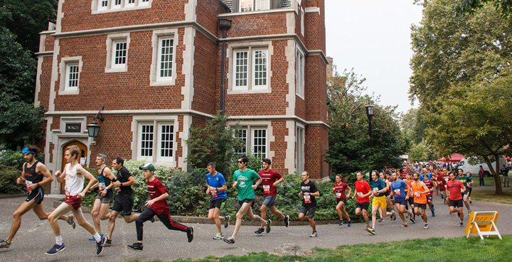 Reed College 5k