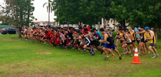 Balboa Park 4-Mile Cross Country