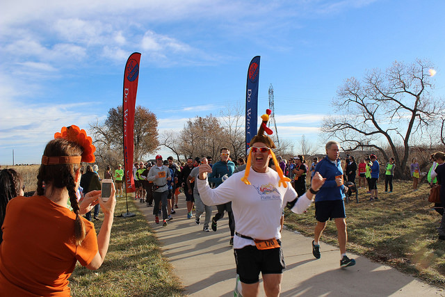 10k Turkey trek Arvada