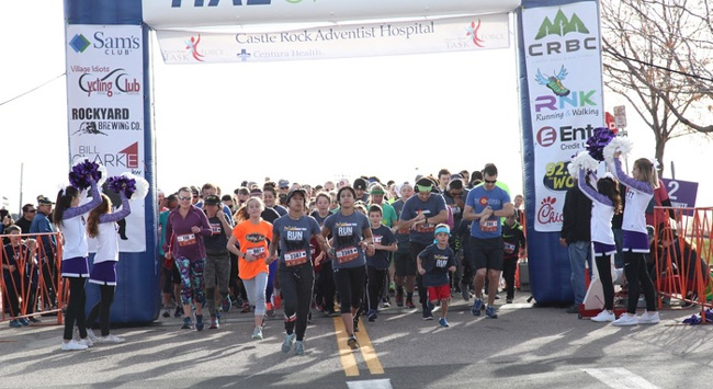 Turkey Rock Trot