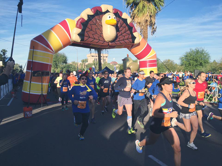 Phoenix Turkey Trot